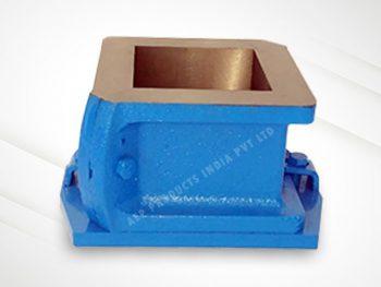 100mm 2 Part Cube Mould Belagavi Belgaum